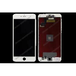 Écran iPhone 6S PLUS LCD + vitre tactile blanc - qualité Retina