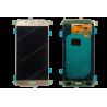 Écran LCD et vitre tactile Samsung Galaxy J5 2017 or d'origine SM-J530F