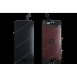 Écran LCD et vitre tactile iPhone SE noir - qualité Retina