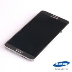 ECRAN LCD + VITRE TACTILE SAMSUNG GALAXY NOTE 3 N9005 D'ORIGINE NOIR