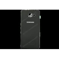 Vitre arrière pour Samsung Galaxy A3 2016 noir d'origine SM-A310F