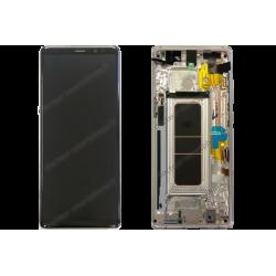 Écran complet Samsung Galaxy NOTE 8 or topaze, N950F d'origine