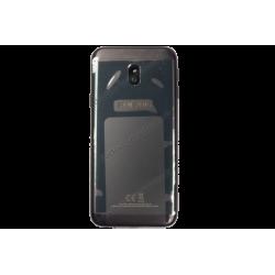 Coque arrière Samsung Galaxy J3 2017 noir original SM-J330F
