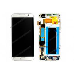 Écran Samsung Galaxy S7 Edge argent gris silver d'origine SM-G935F