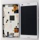 ECRAN LCD + VITRE TACTILE SONY XPERIA Z3 COMPACT D5803 ORIGINAL BLANC