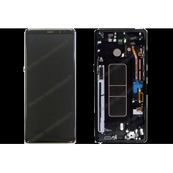 Écran LCD et vitre tactile Samsung Galaxy NOTE 8 noir, SM-N950F original