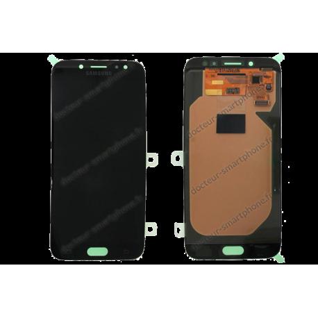 Écran complet Samsung Galaxy J7 2017 noir d'origine SM-J730F