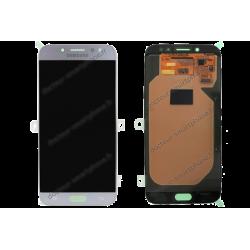 Écran d'origine Samsung pour Galaxy J7 2017 argent SM-J730F