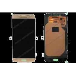 Écran LCD et vitre tactile Samsung Galaxy J7 2017 or original SM-J730F