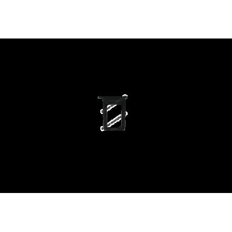 Tiroir pour carte SIM Samsung Galaxy J3 2017 noir d'origine J330F