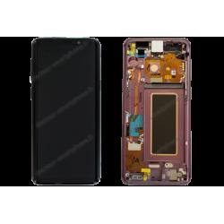 Bloc écran Samsung Galaxy S9 ultra violet original G960F