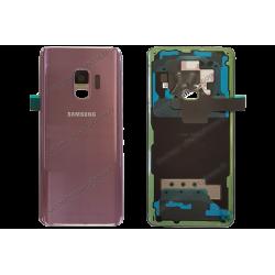 Vitre arrière Samsung Galaxy S9 ultra violet original G960F