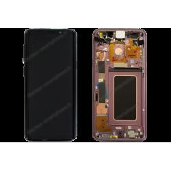Écran complet Samsung Galaxy S9 PLUS violet original G965F