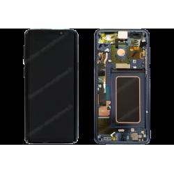 Bloc écran Samsung Galaxy S9 Plus bleu d'origine G965F