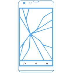 Réparation ecran cassé Huawei honor 3c