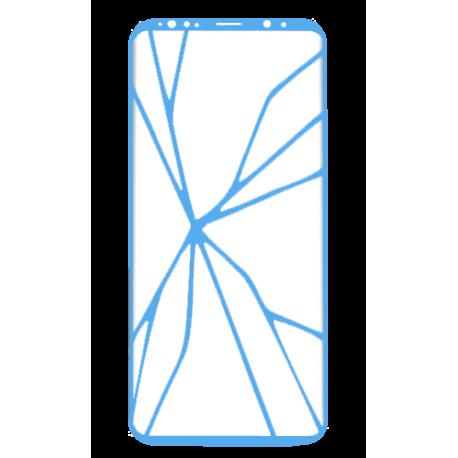 Changement écran cassé Samsung Galaxy A8