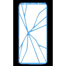 Changement écran cassé Samsung Galaxy A7 2018