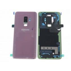 Vitre arrière Samsung Galaxy S9 Plus violet original G965F