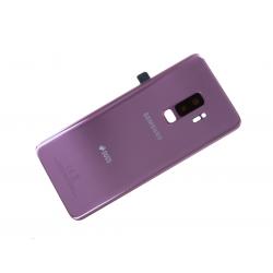 Vitre arrière Samsung Galaxy S9 Plus DUOS violet d'origine G965F