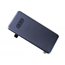 Vitre arrière Samsung Galaxy S10e noir prisme d'origine