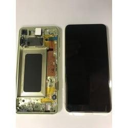 Écran complet Samsung Galaxy S10e jaune original SM-G970F