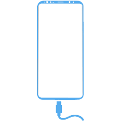 Réparation du connecteur de charge Samsung S8