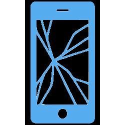 Changement écran cassé Iphone Xs
