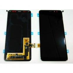Écran Samsung Galaxy A5 2017 noir d'origine (SM-A520F)