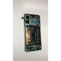 Bloc écran Huawei P30 Aurora