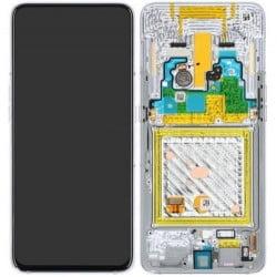 Écran complet Samsung Galaxy A80 Silver