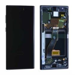 Écran Galaxy Note 10 Noir Cosmos