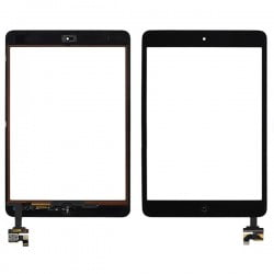 VITRE TACTILE APPLE IPAD MINI NOIRE DE QUALITE ORIGINALE