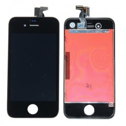 ECRAN LCD NOIR IPHONE 4G DE QUALITE ORIGINALE