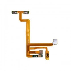 NAPPE POWER ON/OFF + VOLUME + VIBREUR IPOD TOUCH 5 DE QUALITE ORIGINALE