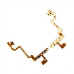 NAPPE POWER ON/OFF SENSOR FLEX + VOLUME IPOD TOUCH 4 DE QUALITE ORIGINALE.