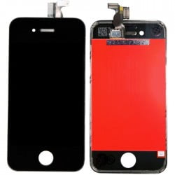 ECRAN LCD NOIR IPHONE 4S DE QUALITE ORIGINALE