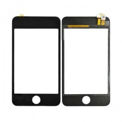 VITRE TACTILE APPLE IPOD TOUCH 1 NOIRE DE QUALITE ORIGINALE