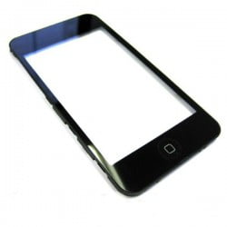 VITRE TACTILE APPLE IPOD TOUCH 3 NOIRE DE QUALITE ORIGINALE