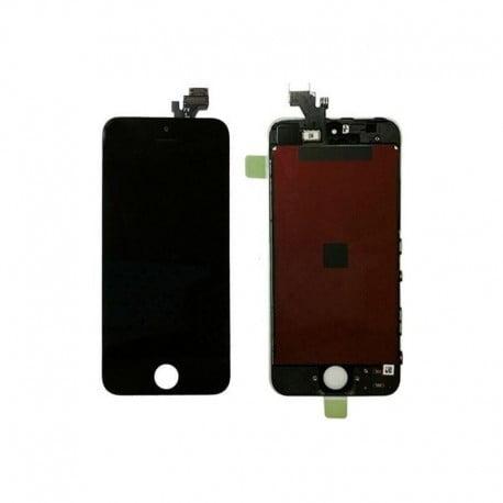 ÉCRAN IPHONE 5S NOIR LCD + VITRE TACTILE DE QUALITE ORIGINALE APPLE