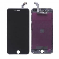 ÉCRAN IPHONE 6 NOIR LCD + VITRE TACTILE DE QUALITE ORIGINALE