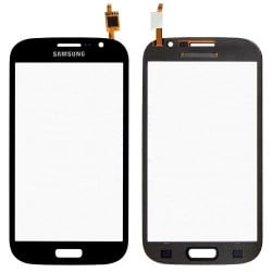 VITRE TACTILE SAMSUNG GALAXY GRAND I9082 NOIR D'ORIGINE