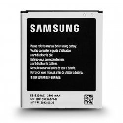 BATTERIE SAMSUNG GRAND I9082 INTERNE D'ORIGINE