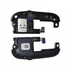 BLOC HAUT PARLEUR EXTERNE ET PRISE JACK NOIR SAMSUNG GALAXY S3 S3 4G I9300/I9305 D'ORIGINE