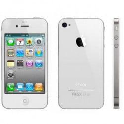 IPHONE 4S BLANC