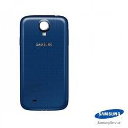 COQUE ARRIERE BLEUE SAMSUNG GALAXY S4 I9505 D'ORIGINE DE REMPLACEMENT
